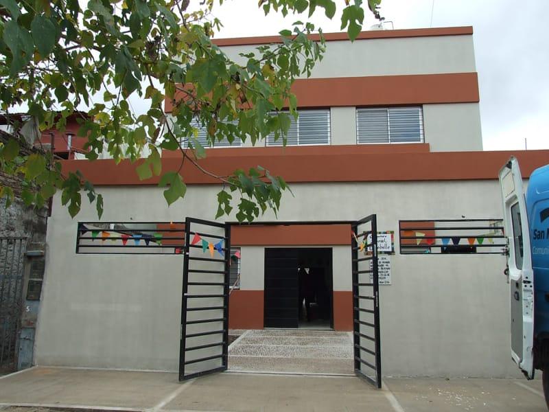 San Martín y Tres de Febrero